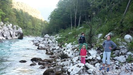 Letní soustředění ve Slovinsku 2.den