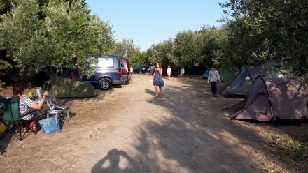 Letní soustředění ve Slovinsku 3. den