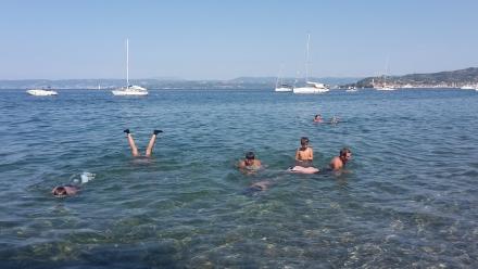 Letní soustředění ve Slovinsku 6. den