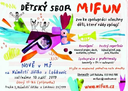 Mifun nově na Praze 3