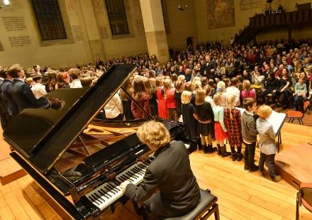Koncert v Betlémské kapli
