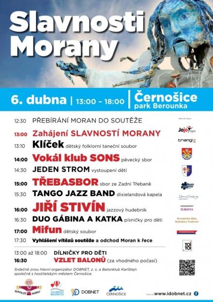 Slavnosti Morany 2019