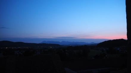 Letní soustředění ve Slovinsku 9. den